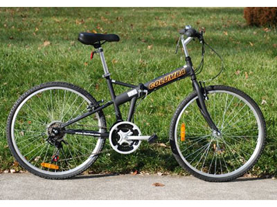 Best Folding Bikes Columba SP26S Folding Bike