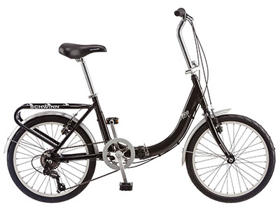 Best Folding Bikes Schwinn 20-Inch Loop Folding Bike