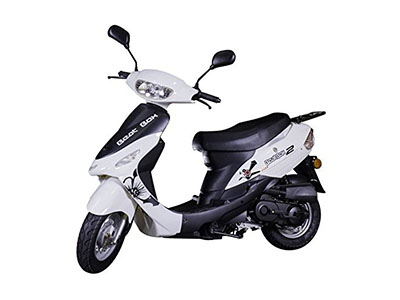 Best 50cc Scooters TAO 50cc Sporty Scooter