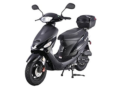 Best 50cc Scooters Tao ATM Scooter