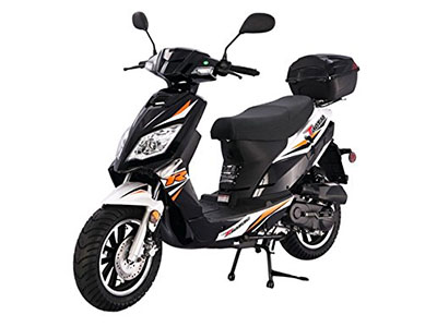 Best 50cc Scooters Tao Thunder Scooter