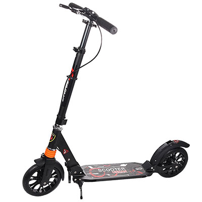 Best Kick Scooters for Commuting Goplus Adult Kick Scooter