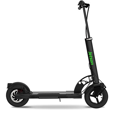 Best Electric Scooters Jetson Black Breeze Scooter