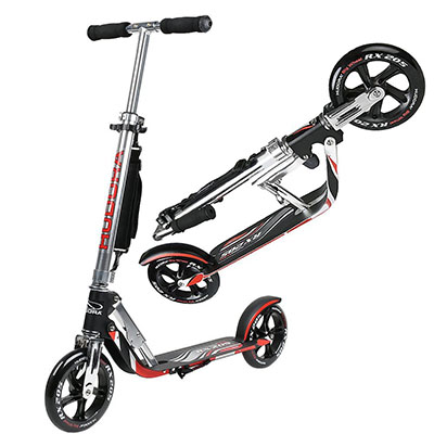 Best Kick Scooters for Commuting LI YU SZ Hudora 230 Big Wheel Kick Scooter