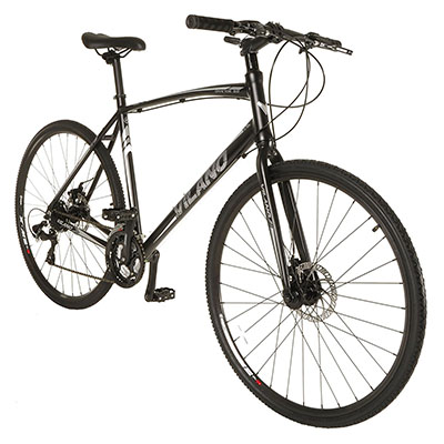 Best Hybrid Bikes Vilano Diverse 3.0 Performance Hybrid Road Bike