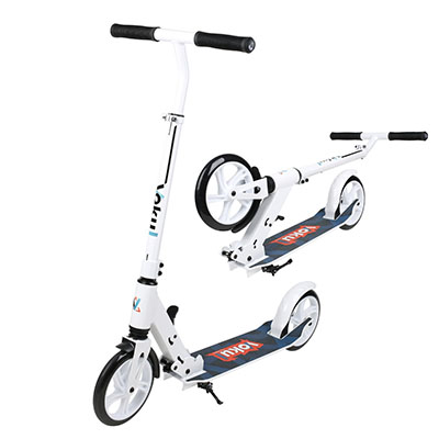Best Kick Scooters for Commuting VOKUL LUX Big Wheel Fold Kick Scooter