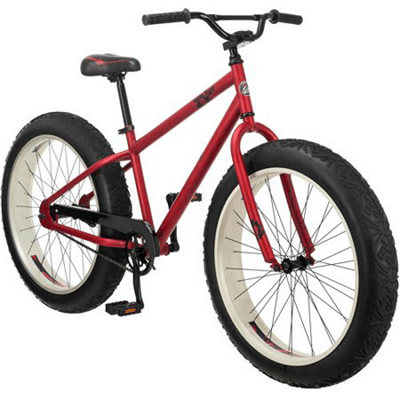 Mongoose Beast Men's Fat Tire Mountain