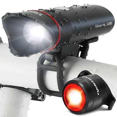 Cycle Torch Shark Best Bicycle Light