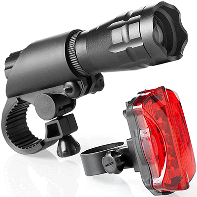 Team Obsidian Best Bicycle Light