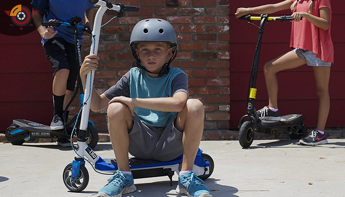 Best Electric Scooters for Kids Featured Image