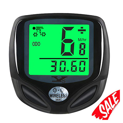 Best Cycling App 007KK Bike Speedometer Bike Computer