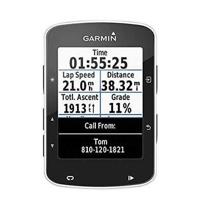 Best Cycling App Garmin Edge 520