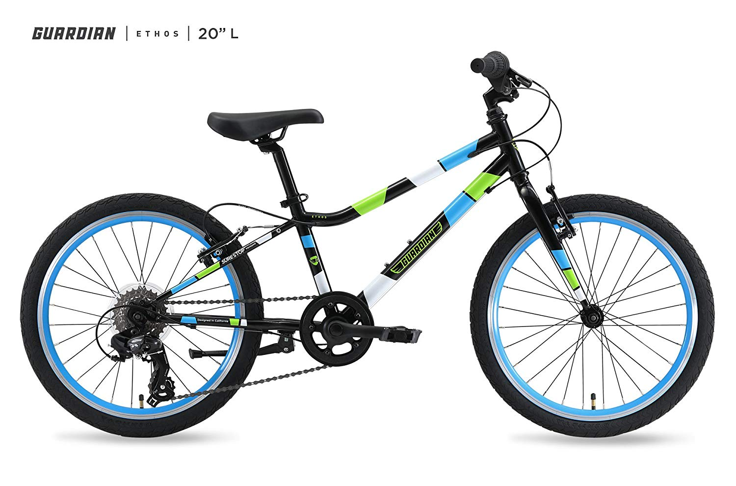 Guardian Bikes - Ethos Series 20 inch large